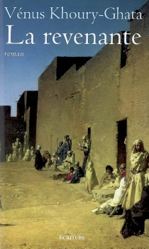 La revenante - VénusKhoury-Ghata