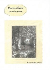 Marie-Claire - MargueriteAudoux