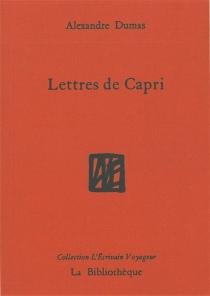 Lettres de Capri - AlexandreDumas