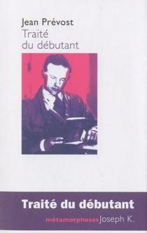 Traité du débutant - JeanPrévost