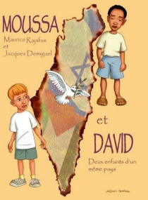 Moussa et David : deux enfants d'un même pays - JacquesDemiguel