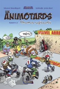 Les animotards - VincentHaudiquet