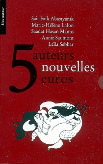 5 auteurs, 5 nouvelles, 5 euros -
