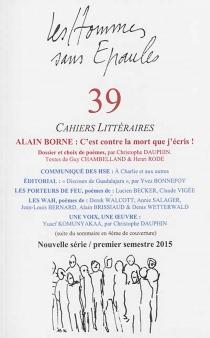 Hommes sans épaules (Les), n° 39 -