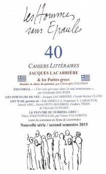 Hommes sans épaules (Les), n° 40 - ChristopheDauphin