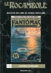Rocambole (Le) : nouvelle série, n° 54 -