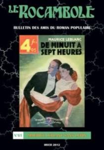 Rocambole (Le) : nouvelle série, n° 61 -
