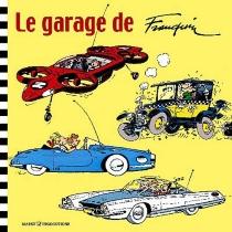 Le garage de Franquin - XavierChimits