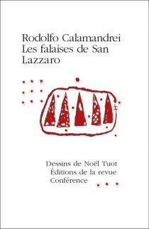 Les falaises de San Lazzaro - RodolfoCalamandrei