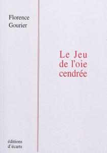 Le jeu de l'oie cendrée - FlorenceGourier