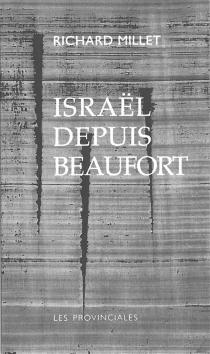 Israël depuis Beaufort - RichardMillet