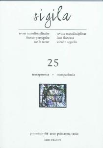 Sigila, n° 25 -