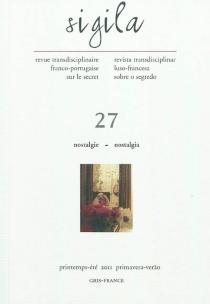 Sigila, n° 27 -