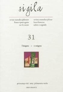Sigila, n° 31 -