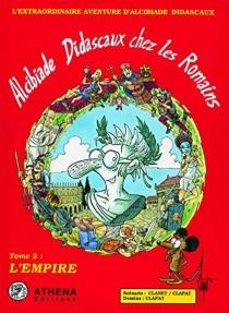 Alcibiade Didascaux chez les Romains - AndréClanet