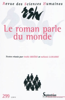 Revue des sciences humaines, n° 299 -
