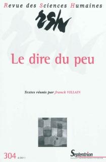 Revue des sciences humaines, n° 304 -