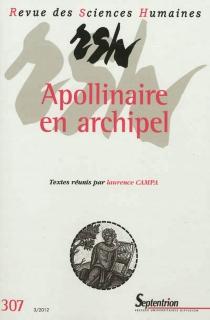 Revue des sciences humaines, n° 307 -