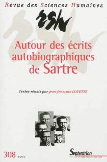 Revue des sciences humaines, n° 308 -