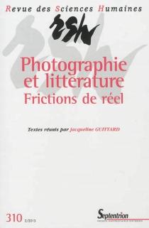 Revue des sciences humaines, n° 310 -