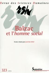 Revue des sciences humaines, n° 323 - José-LuisDiaz