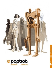Popbot - Ashley Wood