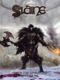 Slaine : geste des invasions - Clint Langley