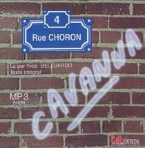 4, rue Choron - FrançoisCavanna