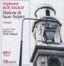 Madame de Saint-Sulpice - AlphonseBoudard