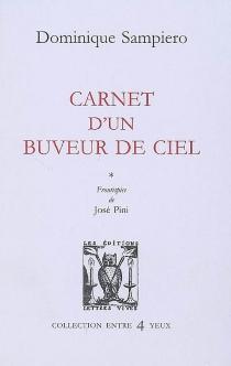 Carnet d'un buveur de ciel - DominiqueSampiero