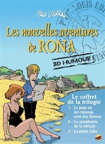 Les nouvelles aventures de Rona : coffret - MaloLouarn