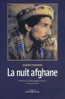 La nuit afghane - GérardCardonne