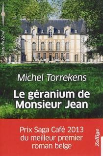 Le géranium de monsieur Jean - MichelTorrekens