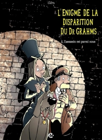 L'énigme de la disparition du Dr Grahms - FrédéricGaéta