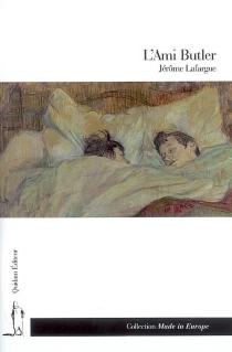 L'ami Butler - JérômeLafargue