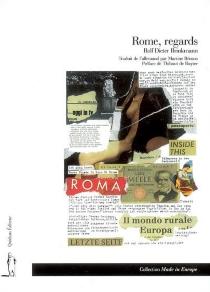 Rome, regards - Rolf DieterBrinkmann