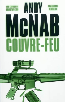 Couvre-feu - Andy McNab
