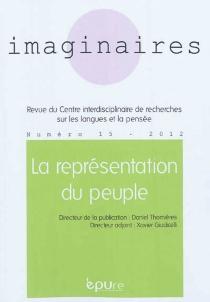 Imaginaires, n° 15 -