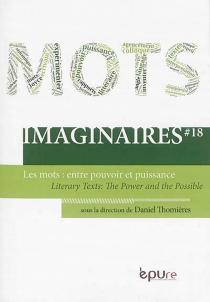 Imaginaires, n° 18 -