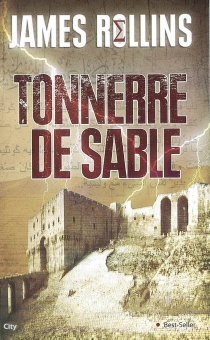 Tonnerre de sable - James Rollins