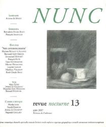 Nunc, n° 13 - FranckDamour