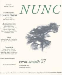 Nunc, n° 17 -