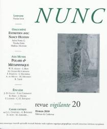 Nunc, n° 20 -