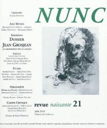 Nunc, n° 21 -