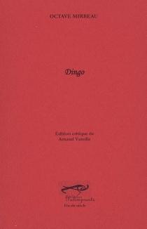 Dingo - OctaveMirbeau