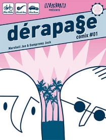 Derapage comix, n° 1 - DampremyJack