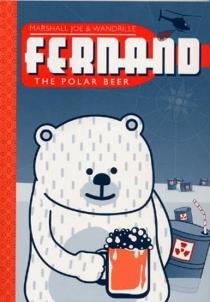 Fernand the polar beer - MarshallJoe