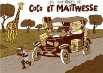 Les aventures de Coco et Maîtwesse - MartinSinger