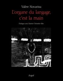 L'organe du langage, c'est la main : dialogue avec Marion Chénetier-Alev - MarionChénetier-Alev