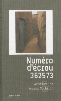 Numéro d'écrou 362573 - ArnoBertina